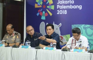 Indonesia  Siap Selenggarakan Asian Games 2018