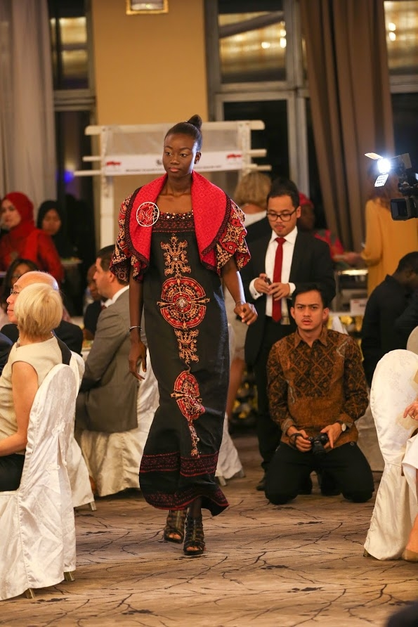 Fashion Karya 4 Designer Indonesia Pukau Senegal